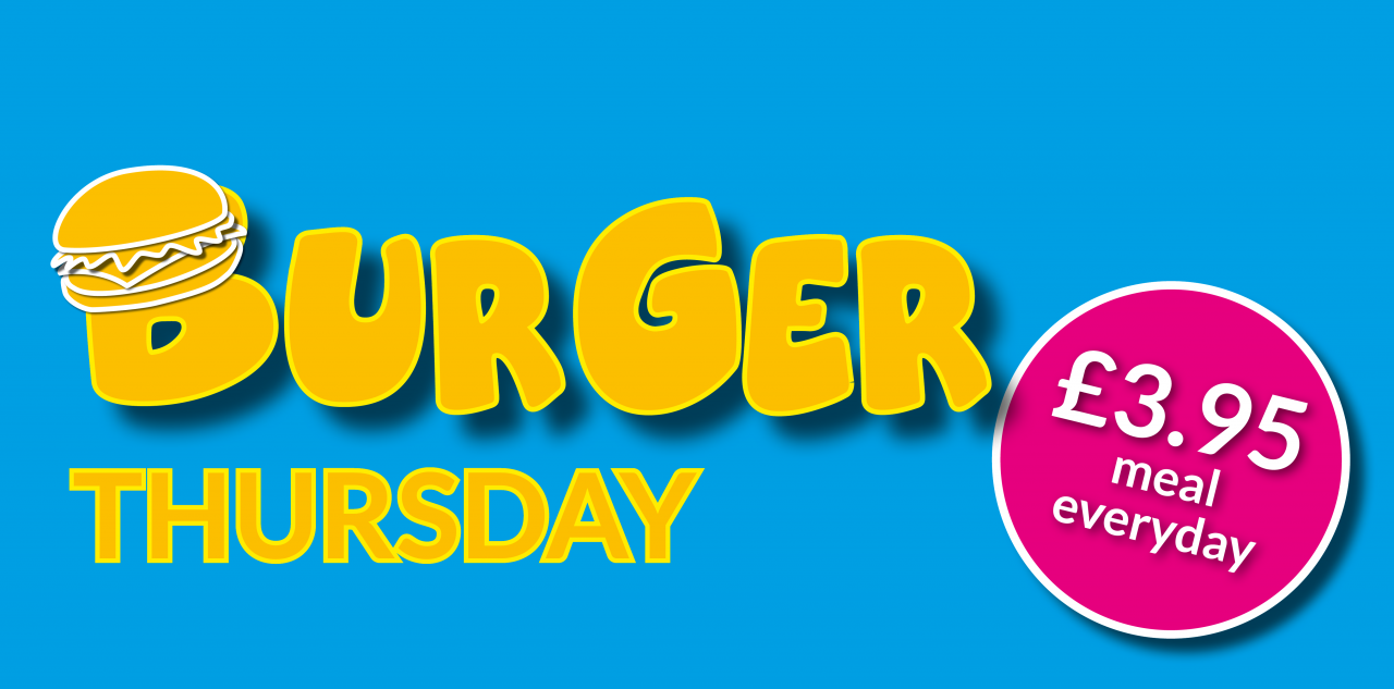 Burger Thursday