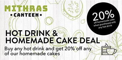 Mithras Cake 2018