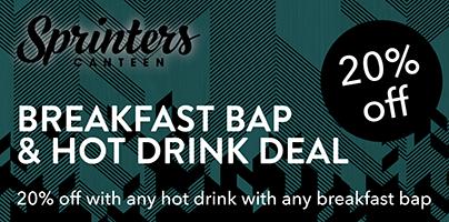 Hot Drink Breakfast